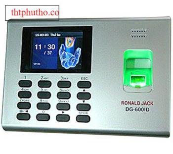 Máy chấm công vân tay kiểm soát cửa RONALD JACK DG-600ID