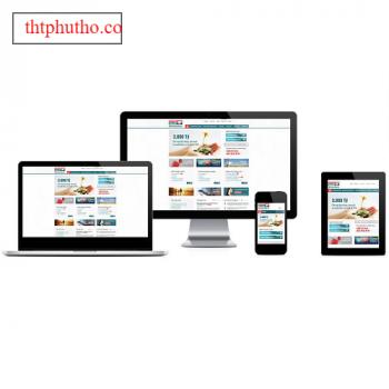 Thiết kế website chuyên nghiệp tại Việt trì, Phú thọ!