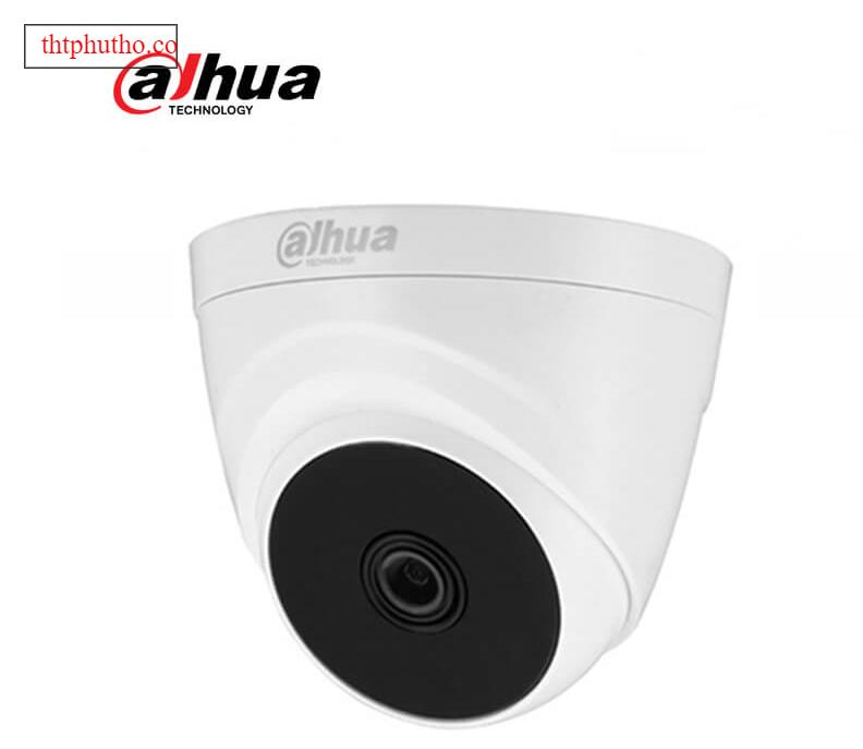 Mắt camera dahua DH-HAC-T1A21P chuyên nghiệp tại Việt trì, Phú thọ