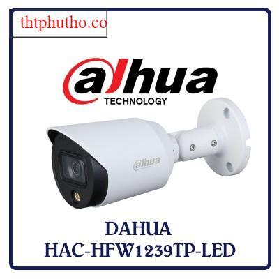 Camera dahua Full color HFW1239TP-LED