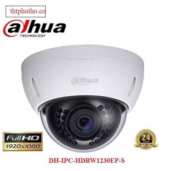 Camera dahua IP HDBW1230EP-S4 giá tốt!