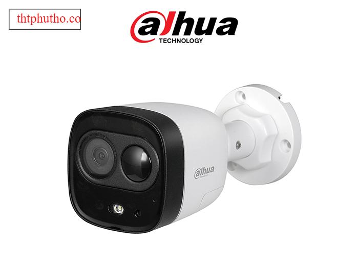 Camera dahua IOT ME1200DP tích hợp báo động, còi, đèn FLASH!