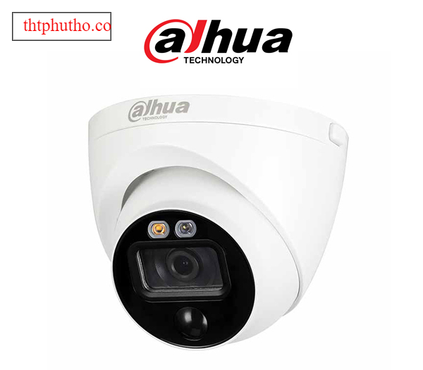 Camera dahua IOT ME1500EP-LED tích hợp đèn , còi báo động!